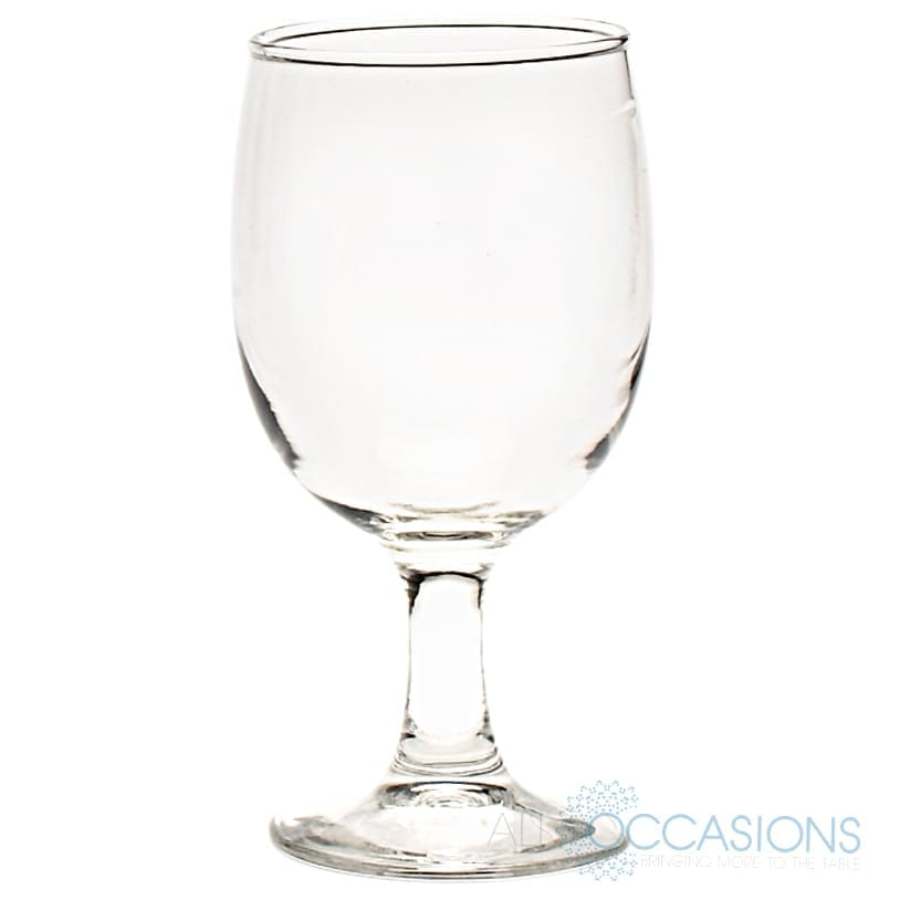 All Purpose and Water Glasses