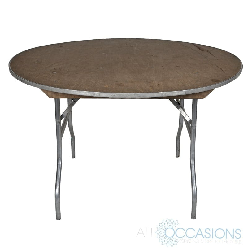 48 Inch Round Table All Occasions, 48 Inch Round Table