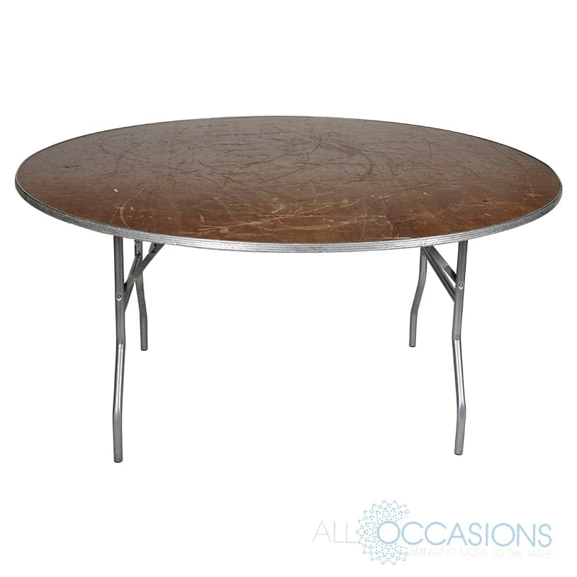 60 Inch Round Table SKU 1702