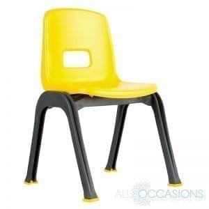 Child Yellow Chair