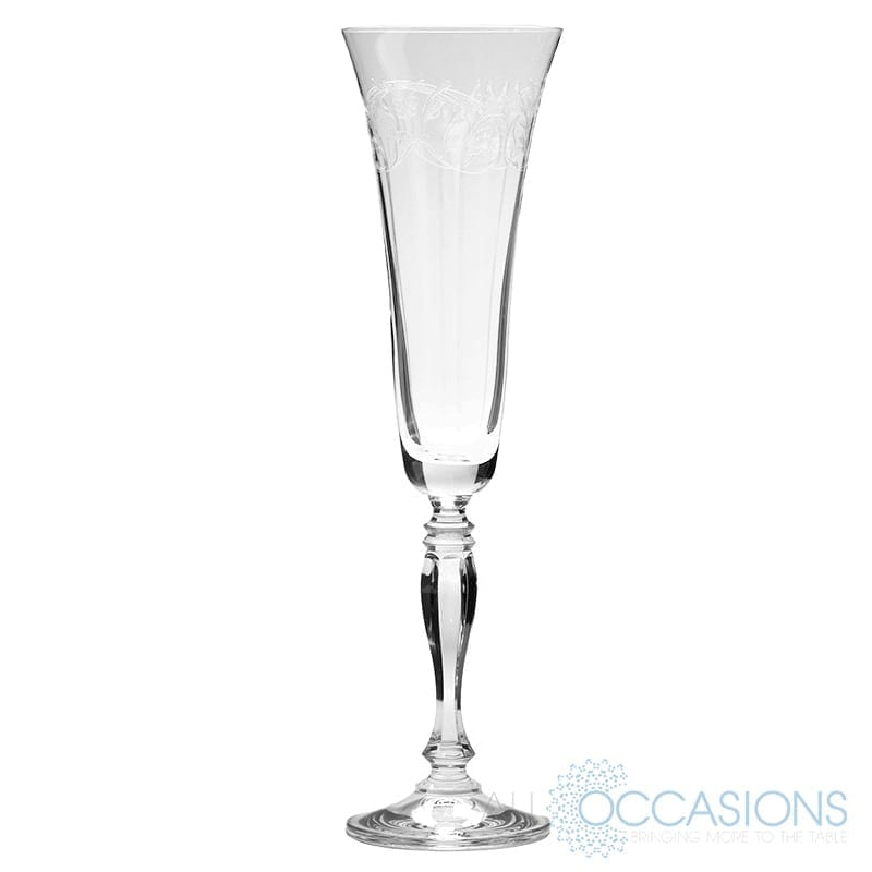 Corrine Champagne Flute Glass All Occasions Party Rental